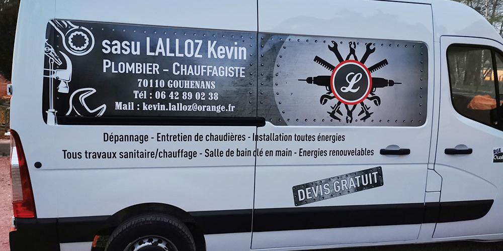 Sasu Kevin Lalloz à Gouhenans
